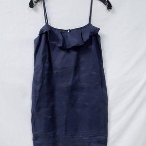 Ann Taylor Loft Blue Sundress Size 2